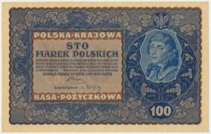 100 marek 1919 - IJ Serja C -
