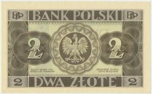2 złote 1936 - AE -