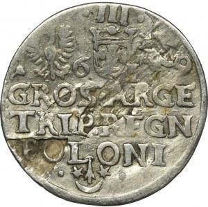Zygmunt III Waza, Trojak Kraków 1619