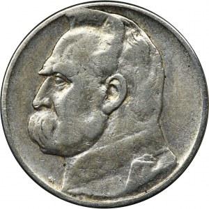 Piłsudski, 2 złote 1934