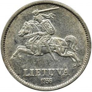 Lithuania, Republic, 10 Litu Kowno 1936