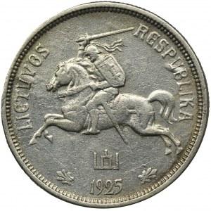 Litwa, Republika, 5 Litai 1925