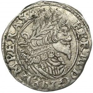 Austria, Ferdynand III, 3 Krajcary Praga 1646