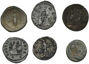 Zestaw, Grecja i Cesarstwo Rzymskie (6 szt.)