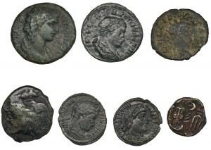Zestaw, Grecja i Cesarstwo Rzymskie (7 szt.)