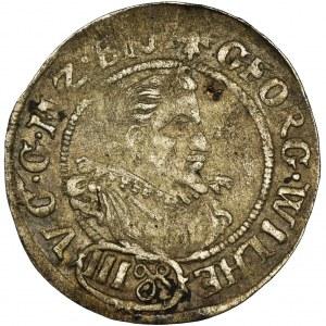 Silesia, George William, 3 Kipper groschen Krosno 1623