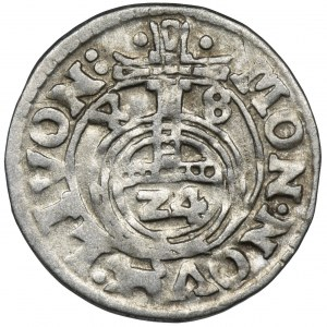 Inflanty, Liwonia, Krystyna, Półtorak Ryga 1648
