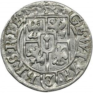 Prusy Książęce, Jerzy Wilhelm, Półtorak Królewiec 1626
