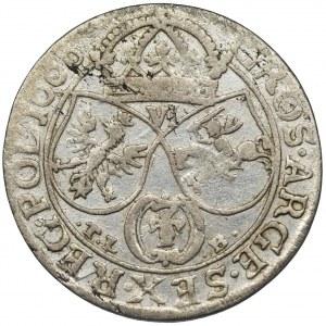 John II Casimir, 6 Groschen Krakau 1660 TLB