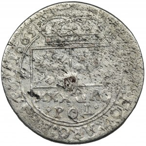 John II Casimir, Tymf Bromberg 1665 AT - SALV