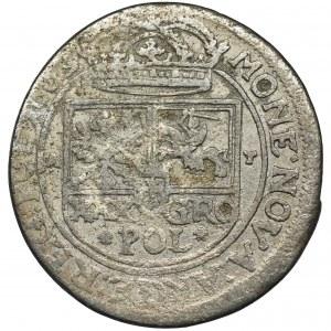 John II Casimir, Tymf Krakau 1663 AT