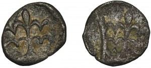 Zestaw, Władysław III Warneńczyk, Denary (2 szt.)