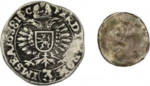 Zestaw, Czechy (2 szt.)