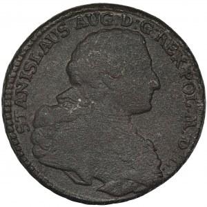 Poniatowski, Trojak Kraków 1766
