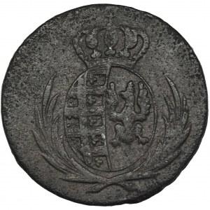 Księstwo Warszawskie, 1 grosz Warszawa 1812 IB