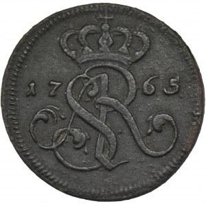 Poniatowski, Groschen Krakau 1765 VG