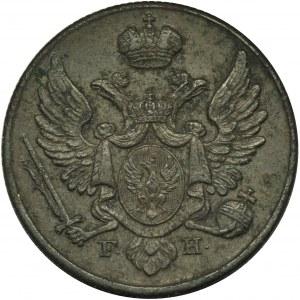 Królestwo Polskie, 3 grosze polskie Warszawa 1830 FH