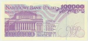 100.000 złotych 1993 - K -