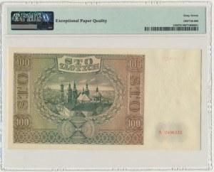 100 złotych 1941 - A - PMG 67 EPQ
