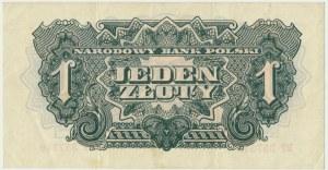 1 złoty 1944 ... owym - BT -