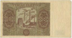 1.000 złotych 1947 - C -