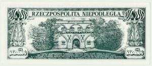 Solidarność, 200 złotych 1984 Niezależny Bank Polski - Piłsudski