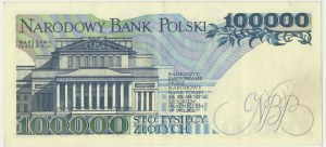 100.000 złotych 1990 - AW -