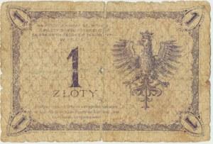 1 złoty 1919 - S.80 E -