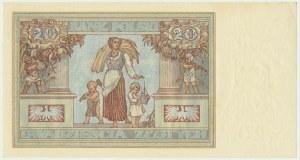 20 złotych 1931 - D.H -