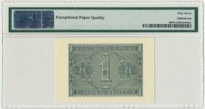 1 złoty 1941 - BD - PMG 67 EPQ