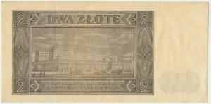 2 złote 1948 - P -
