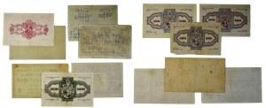 Zgorzelec (Görlitz), zestaw notgeldów z roku 1923 (13 szt.)