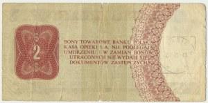 Pewex, 2 dolary 1979 - HM -