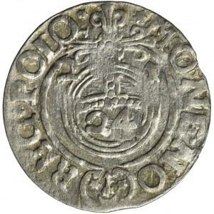 Zygmunt III Waza, Półtorak Bydgoszcz 1621 - przebitka pod MONE