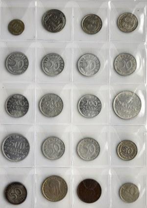 Zestaw, Mix monet europejskich (20 szt.)