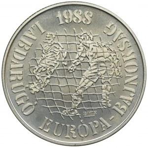 Węgry, 500 forintów 1988 - MŚ w Piłce Nożnej 1988