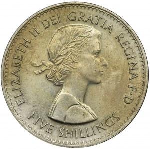 Wielka Brytania 5 Szylingów 1960