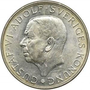 Szwecja, Gustaw VI Adolf, 10 Koron Sztokholm 1972