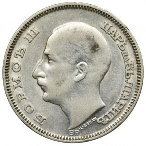 Bułgaria, Borys III, 100 Lewa Sofia 1930