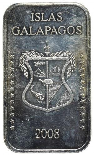 Ekwador, Galapagos, 8 Dolarów