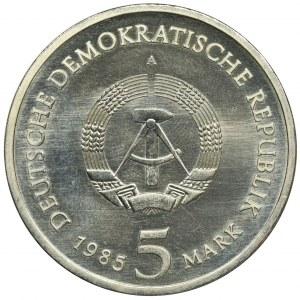 Niemcy, NRD, 5 Marek 1985 - Drezno Zwinger