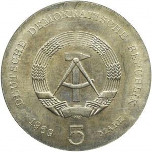Niemcy, NRD, 5 Marek 1969 - Heinrich Hertz