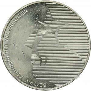 Niderlandy, Królestwo Niderlandów, Beatrix, 50 Guldenów 1984 - Wilhelm Orański