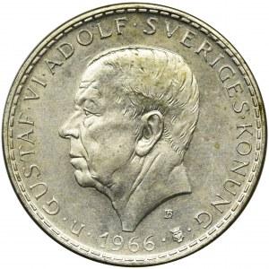 Szwecja, Gustaw VI Adolf, 5 Koron 1966