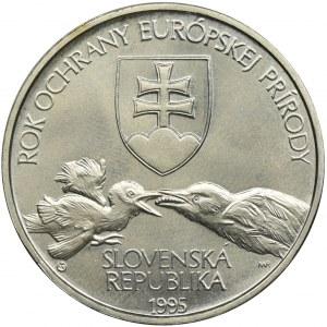 Słowacja, 200 Koron 1995 - Europejski Rok Ochrony Przyrody