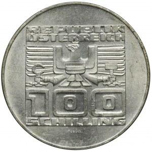 Austria, 100 Szylingów 1976 - 1000 lat Karyntii