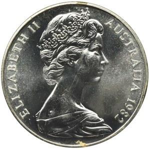 Australia, 10 Dolarów 1982 - XII Igrzyska Wspólnoty Narodów - Brisbane