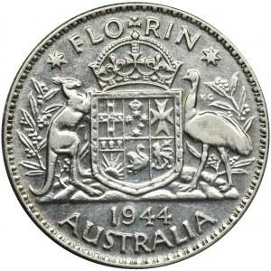Australia, Jerzy VI, Floren Melbourne 1944