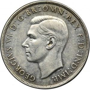 Australia, Jerzy VI, 1 Korona Melbourne 1937