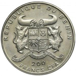 Benin, 200 Franków 1995 - ONZ